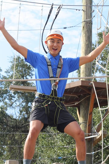 New Year's Resolutions at Wild Blue Ropes