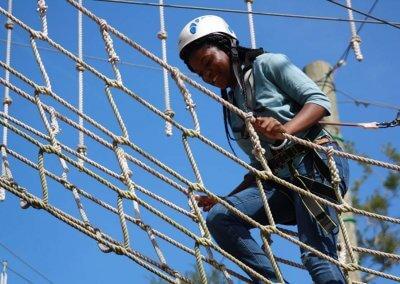 charleston ropes course