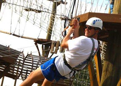 charleston climbing adventure